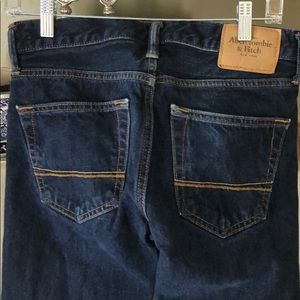 Abercrombie & Fitch Button-fly 28x30 Jeans